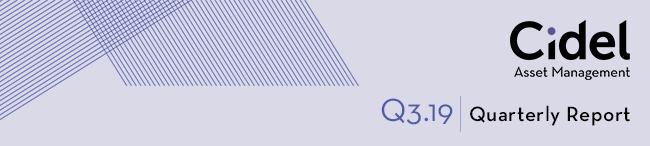 Cidel - Q1 | Quarterly Report